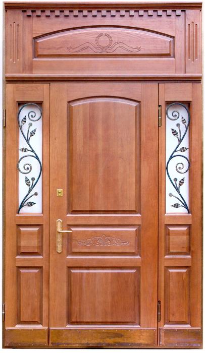 купить дверь входную массив