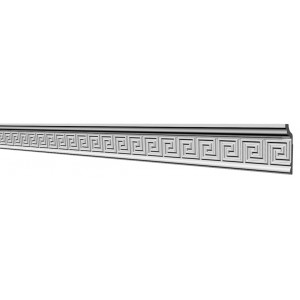 Потолочный плинтус с рисунком ДП 05/70