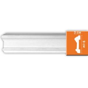 97901/10 FLEXIBLE молдинг DECOMASTER-2 (90х30х2400мм)