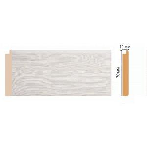 Цветной молдинг Decomaster 108-7 (70*10*2400)