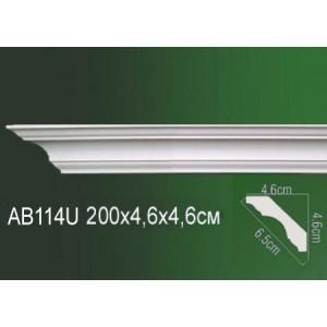 Карниз полиуретановый AB114U
