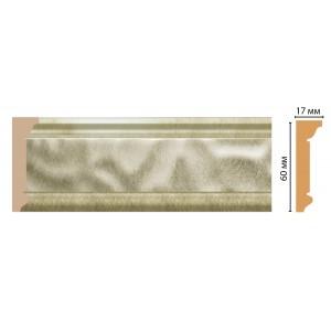 Карниз потолочный DECOMASTER D216-373 (60*17*2400)