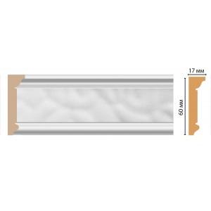 Карниз потолочный DECOMASTER D216-114 (60*17*2400)