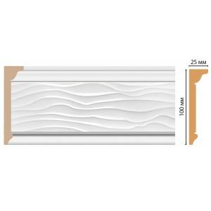 Карниз потолочный DECOMASTER D218-114 (100*25*2400)