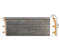 Цветной напольный плинтус D232-87