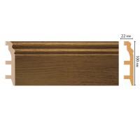 Цветной напольный плинтус D232-88
