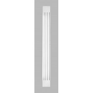DK 195 ШК/68 пилястра DECOMASTER-3 (2000х85х15мм)