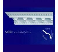 потолочный плинтус с орнаментом AA050