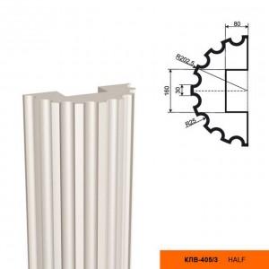 Колонна КЛВ-405/3-5 (тело 2,5 метра рифленое) (ЛС-103-21)