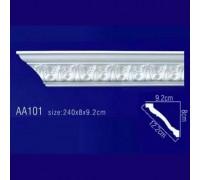 потолочный плинтус с орнаментом AA101