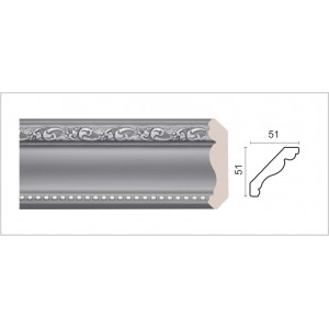 Карниз потолочный хай-тек 155-42S