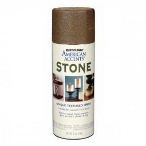 Краска с эффектом природного камня - спрей 0,34кг