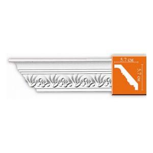 95609 потолочный плинтус с орнаментом DECOMASTER
