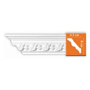 95861 потолочный плинтус с орнаментом DECOMASTER