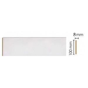 Цветная лепнина панель В10-115