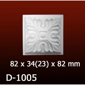 Дверной декор D1005(82*34/23*82) OptimalDecor