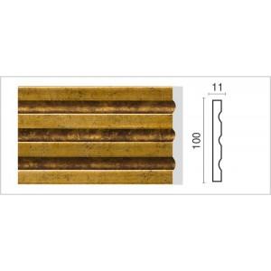 D201-1223 Пилястра цветная  Декор  Дизайн