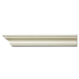 Плинтус потолочный с гладким профилем K248