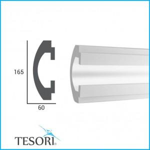 Профиль для светодиодной подсветки KD 112
