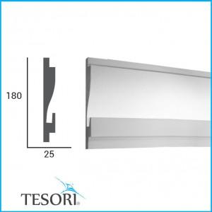 Профиль для светодиодной подсветки KD 404