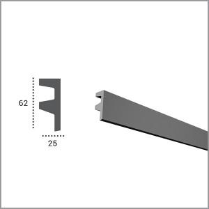 Карниз гибкий для светодиодной подсветки KF 501