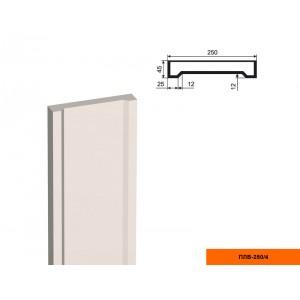 Пилястра ПЛВ - 250/4 (тело)