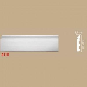 A118 Плинтус напольный