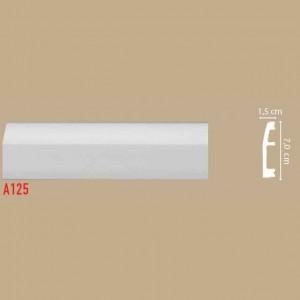 A125 Плинтус напольный
