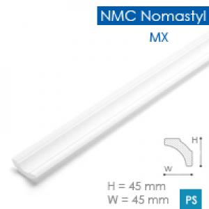 Потолочный плинтус из пенопласта NMC Nomastyl MX