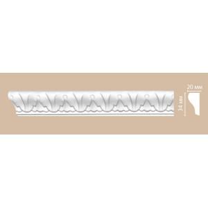 98031/65 молдинг DECOMASTER-2 (34х20х2400мм) [DT-8018]