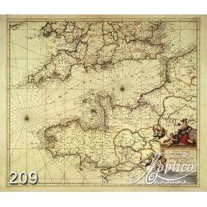 Фреска графика фр0209