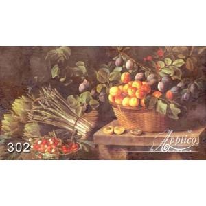 Фреска натюрморт фр0302