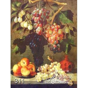 Фреска натюрморт фр0311
