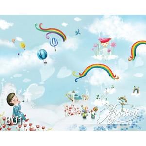 Фреска детские фр0801