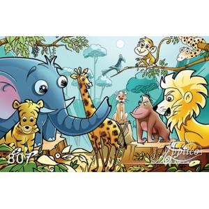Фреска детские фр0807