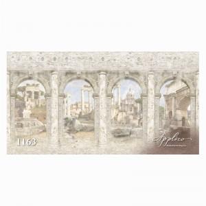 Фреска классический пейзаж фр1163