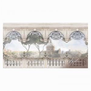 Фреска классический пейзаж фр1164