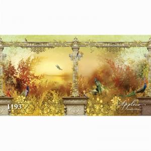 Фреска классический пейзаж фр1193