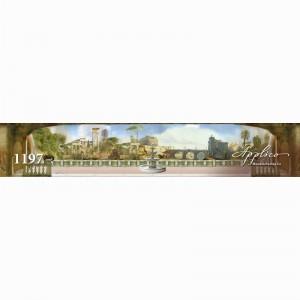 Фреска классический пейзаж фр1197
