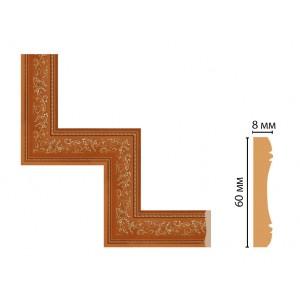 Декоративный угловой элемент 186-1-53 (300*300)