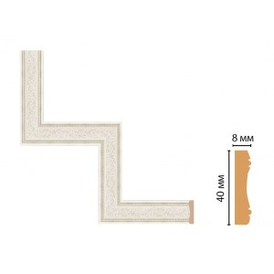 Декоративный угловой элемент 188-1-15 (300*300)