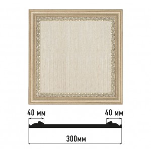 Декоративная панно D30-59 (300*300)