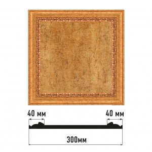 Декоративная панно D30-58 (300*300)