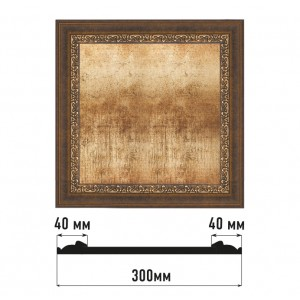 Декоративная панно D30-56 (300*300)