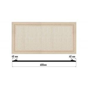 Декоративное панно D3060-18D (600*300)