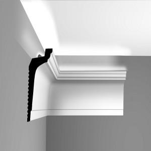 Уголок потолочный внутренний П08 50/80