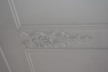 Фото фрагментов потолка